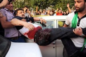 Iranian Riots