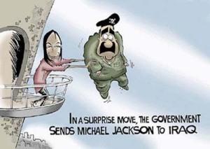 Saddam & Jackson