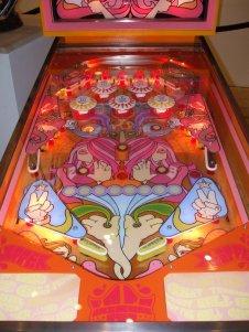 Budai Pinball Machine
