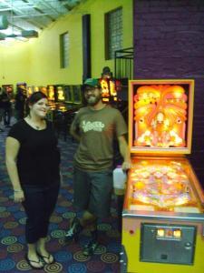 Me and Mike Budai!